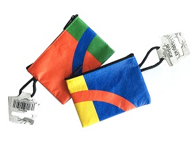 Small Purse,  Saame Flag