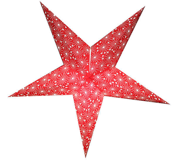 Red star, 60 cm