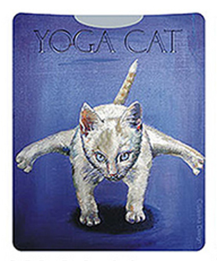 LED-torch, Yoga Cat